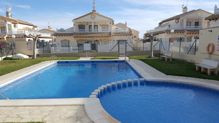 Hus i Spanien